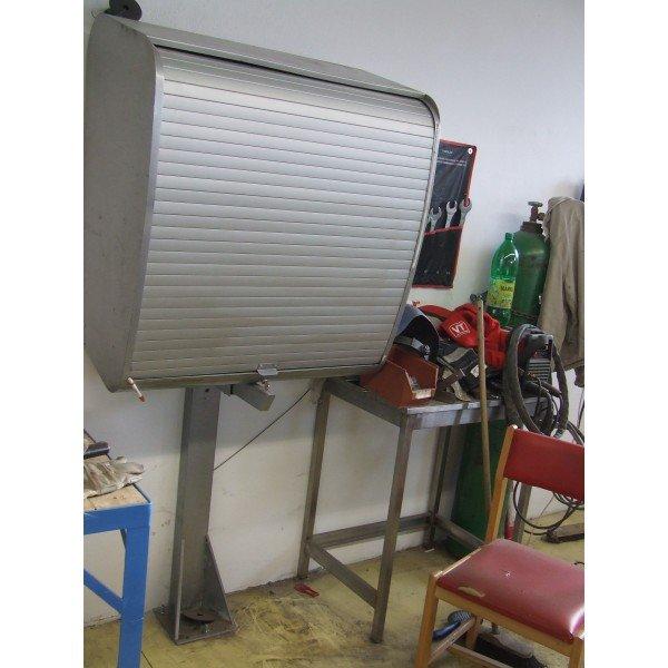 Lockable tool box Shelving systems