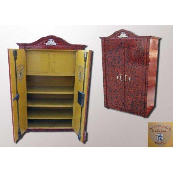 Safe  Armor / Platte cabinet