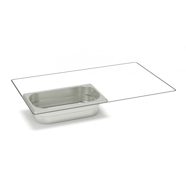 1/4 GN containers 100mm 2.5L GN dishes