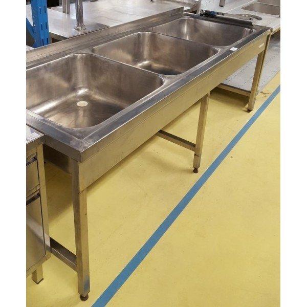 3 70x70 cm sink basin Goliath Sinks