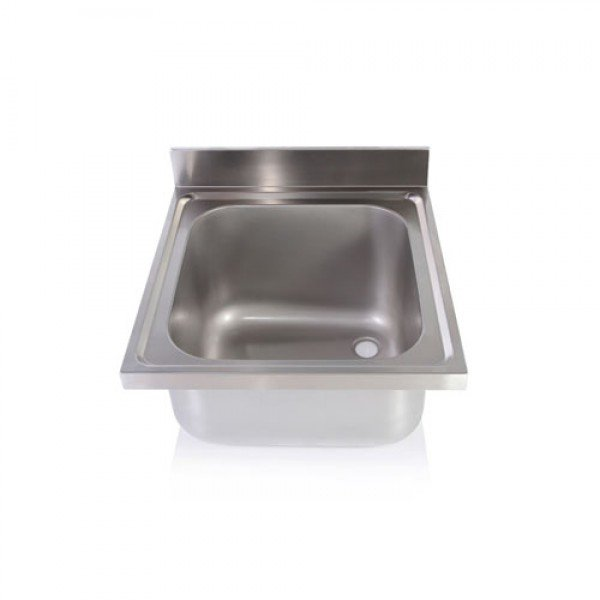 Simple sink unit without legs 40x40x25 cm Sinks
