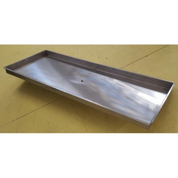 Drip collecting tray Stainless steel shelves