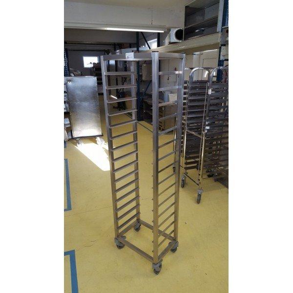 Tray trolley (15x44,5x34cm) Tray trolley
