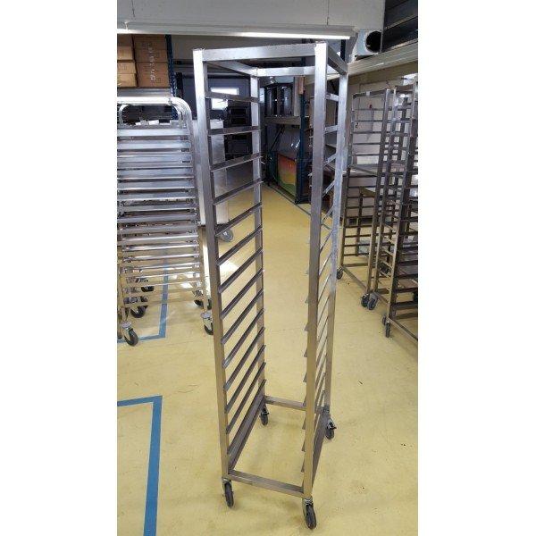 Tray trolley 14x 33,5x34 cm Tray trolley