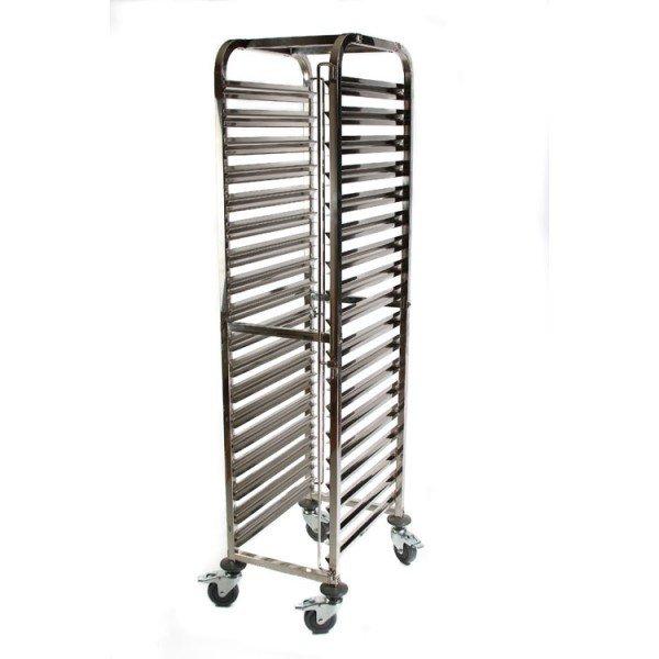 Pickup truck trays of 60 x 40-inch trays Tray trolley