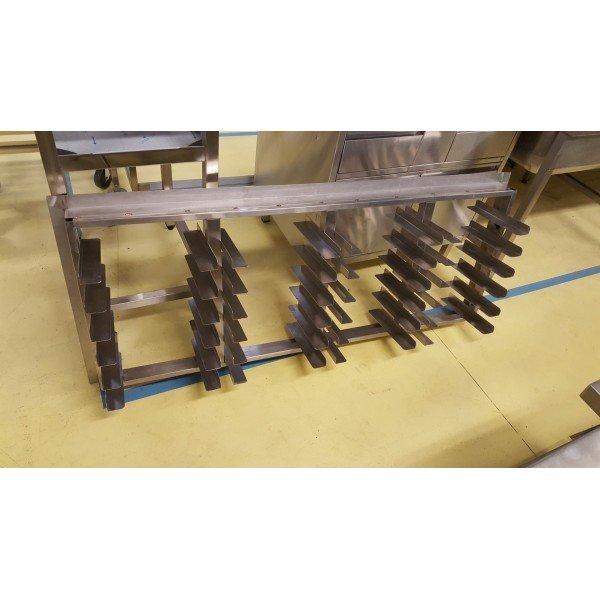 Wall Rack Tray 24x 34,5x30 cm Tray trolley