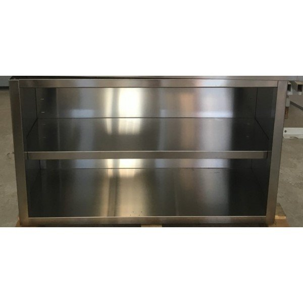 Wall cabinet, open Cabinets