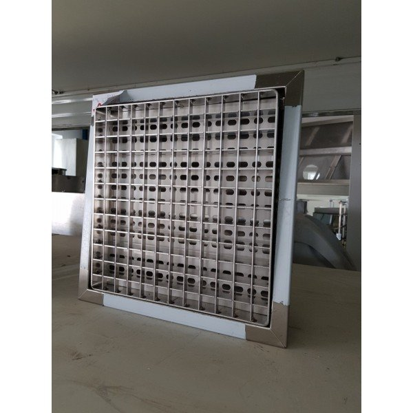 Stainless Steel Industrial Flooring - 35x35 Other