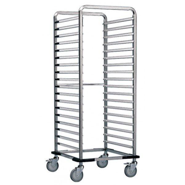 15-bin tray trolley FAE170 Tray trolley