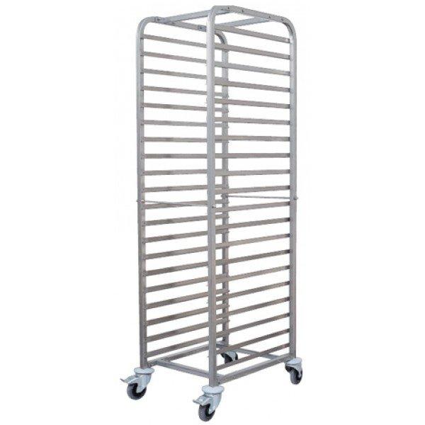 15-bin tray trolley FAE161 Tray trolley