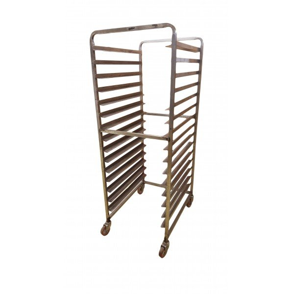 Stainless steel tray trolley Tray trolley