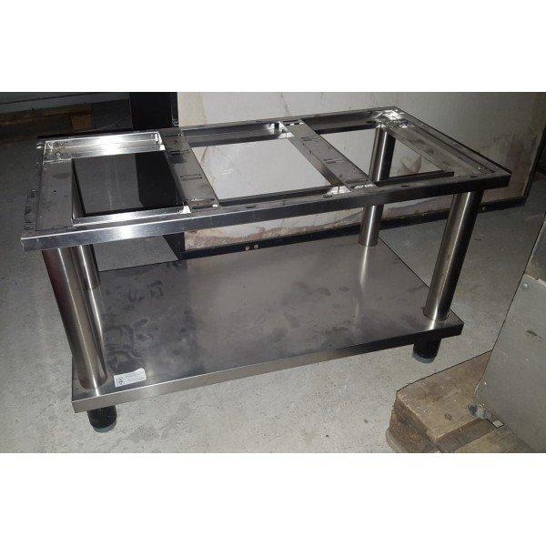 Stainless steel base shelf machine tripod Machine stands