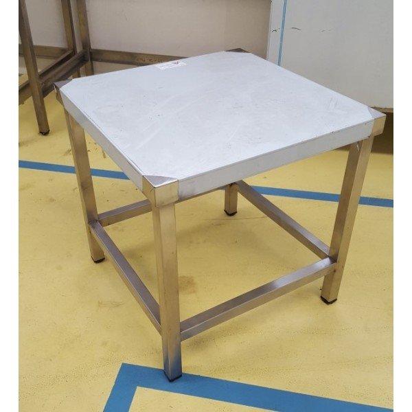 Stokedli, 500 x 500 Stainless steel tables