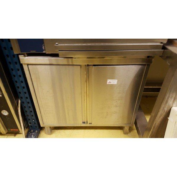 Stand-door machine - 14xGN1/1 bottom bracket Tray Machine stands