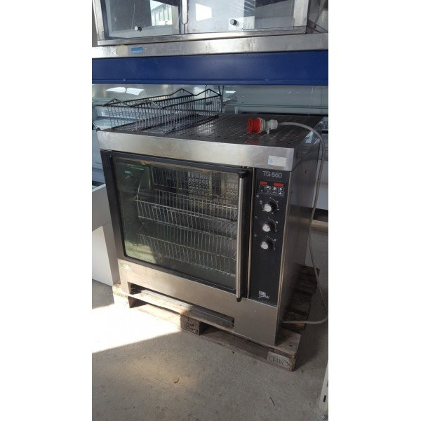 Euro Grill chicken oven grill basket TG550 Barbecue chicken oven