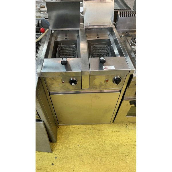 Fryer 2x10L Deep fryer / Fryer