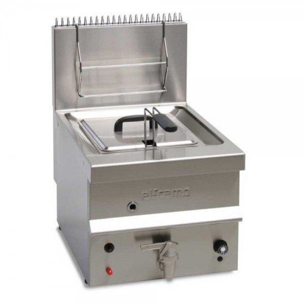 Elframo GB10 1x10 liter gas table fryer Deep fryer / Fryer