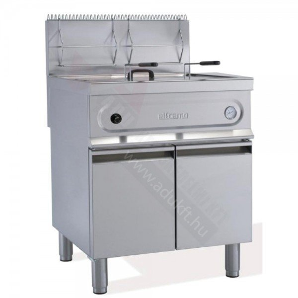 Elframo GWM gas fryer - 46 liter Deep fryer / Fryer
