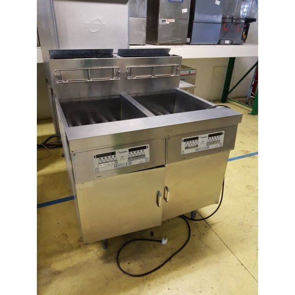 2x30 Liter Electric Fryer - Frymaster KSCF218GNC Deep fryer / Fryer