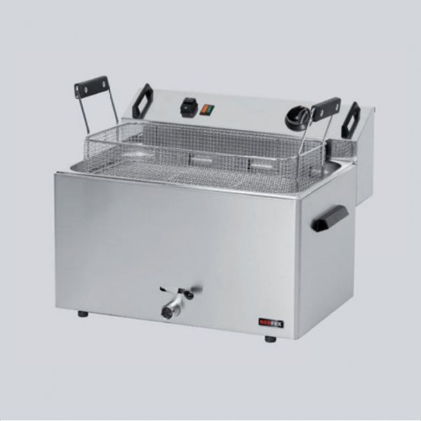 FE 30 T Fry - 1x16 liter table fryer Deep fryer / Fryer