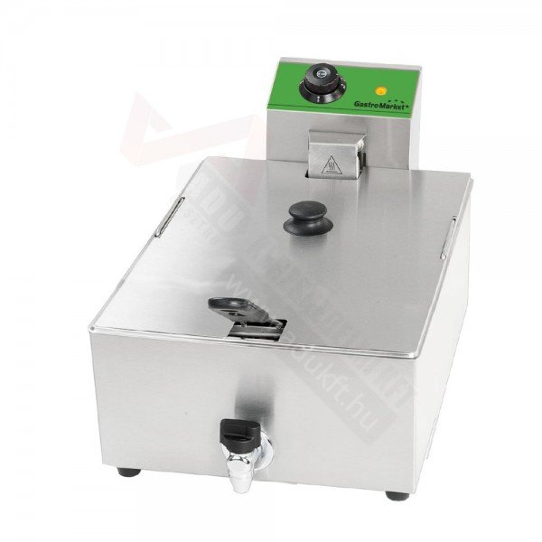 Oil bake, 11 l - GN1 / 1, with pin Deep fryer / Fryer