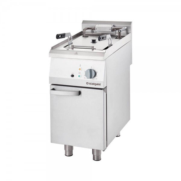 Standing electric 15 liter oil shaker - Stalgast Deep fryer / Fryer
