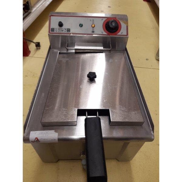 "Beckers FBR 13 LT"" 13 liter electric fryer / fryer Deep fryer / Fryer"