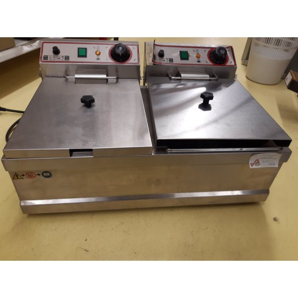 ELECTRIC DEEP FRYER FB 6+6 LT Deep fryer / Fryer