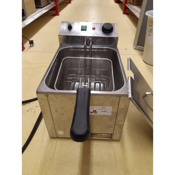 Electric fryer 6 L Deep fryer / Fryer