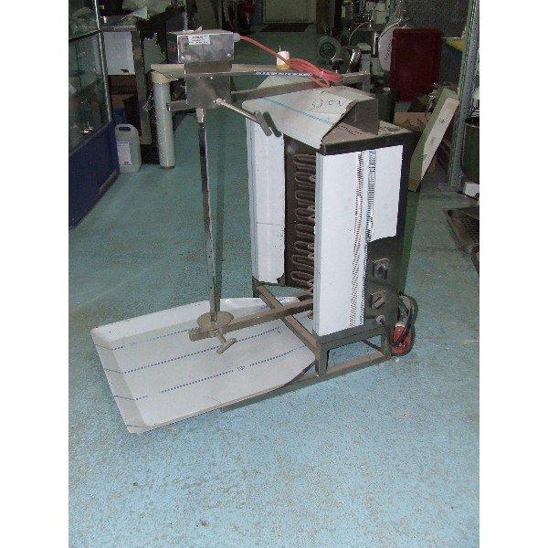 Inoxan Electric gyros maker  Gyros grill