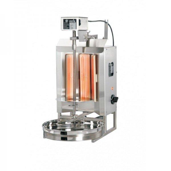 Potis EH electric gyros oven - 7 kg Gyros grill
