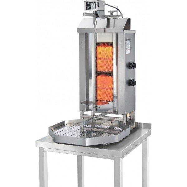 Potis GD2 - Gas Gyros Oven - 30kg Gyros grill
