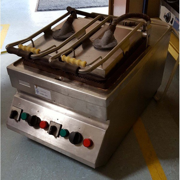 Double Contact Grill Barbecue oven