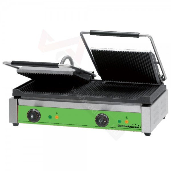 Caterina double contact grill Barbecue oven