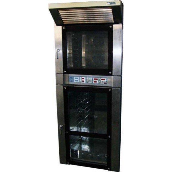 Combination welder and extruder - Korax KFR-05 Combi streamer ovens