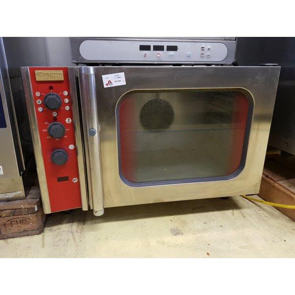 Boppas combi oven - 6xGN1 / 1 Combi streamer ovens