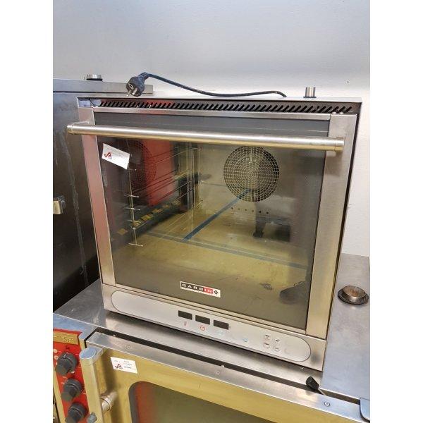 Garbin 43 EX Vapor - 4-tray 44x34 cm tray size combi oven Combi streamer ovens