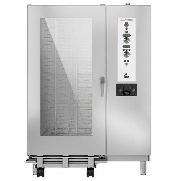 Alphatech ALVES202 20 Tray Combi Oven, Digital (GN2 / 1) Combi streamer ovens