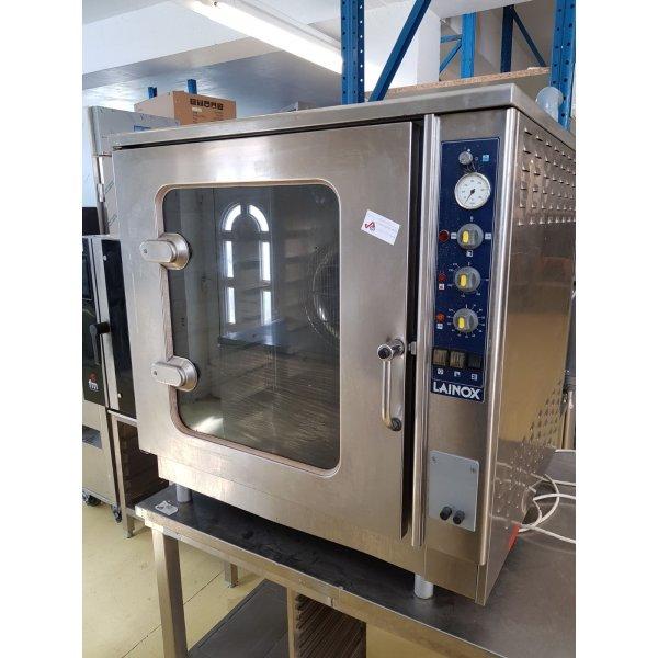 Lainox 10x60x40 gas combi oven Combi streamer ovens