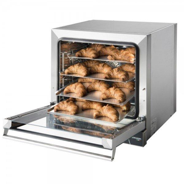 Tecnodom Nerone 4x440x350 mm air mixer, MAN Convection ovens
