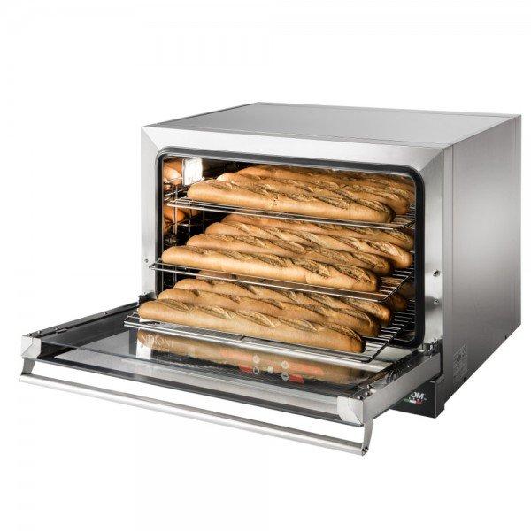 Tecnodom Nerone 3x 60x40 air mixer, MAN Convection ovens