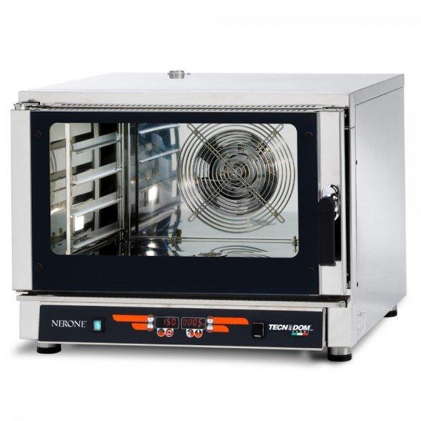 Tecnodom Nerone 4xGN 1/1 steam steam oven, DIGIT Combi streamer ovens