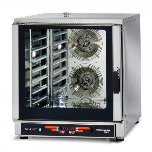 Tecnodom Nerone 7xGN 1/1 steam steam oven, DIGIT Combi streamer ovens