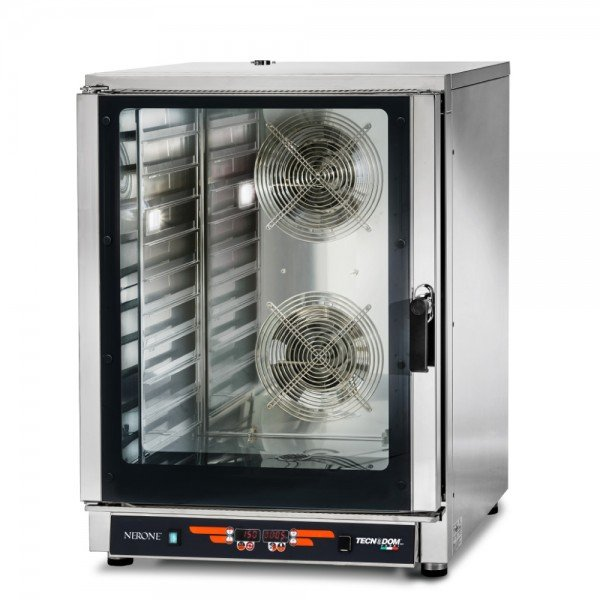 Tecnodom Nerone 10xGN 1/1 steam steam oven, DIGIT Combi streamer ovens