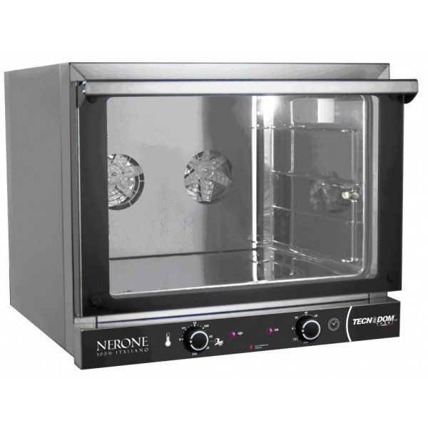 Tecnodom Nerone 4xGN 1/1 air mixer, MAN Convection ovens