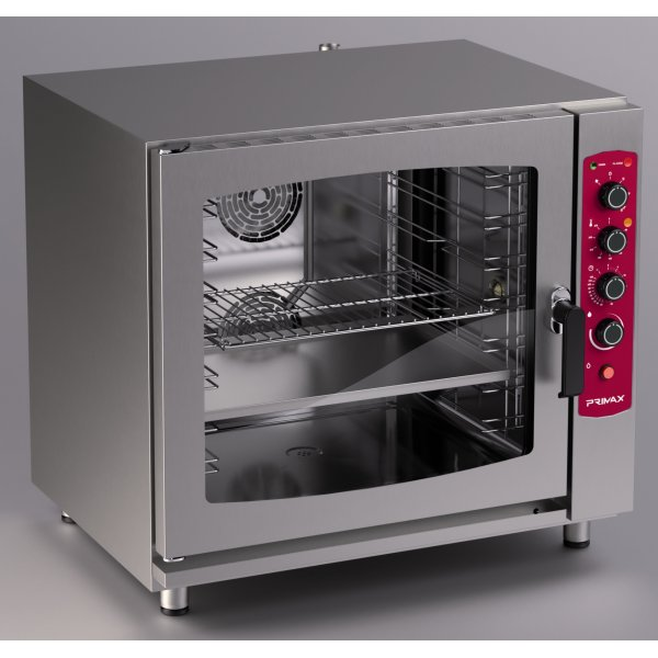 Primax EDE907HS Combi Dishwasher Dish Tray 7XGn1 / 1 or 60X40 Combi streamer ovens