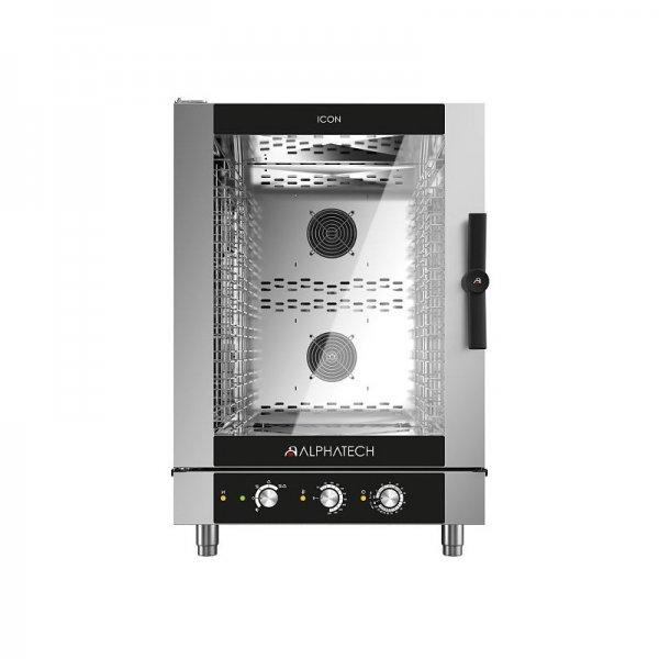 ALPHATECH® ICON-M 10xGN1 / 1 combi oven Combi streamer ovens