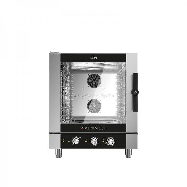 ALPHATECH® ICON-M 7xGN1 / 1 combi oven Combi streamer ovens