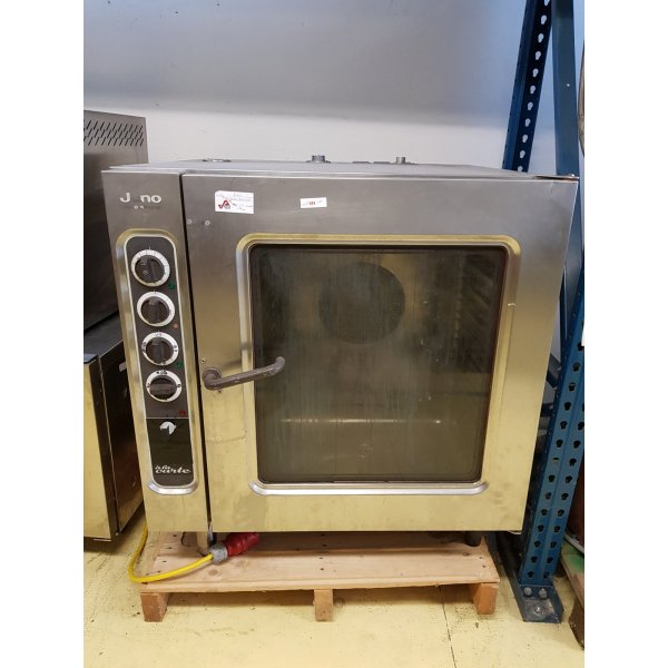 Juno 10xGN1 / 1 combi oven Combi streamer ovens
