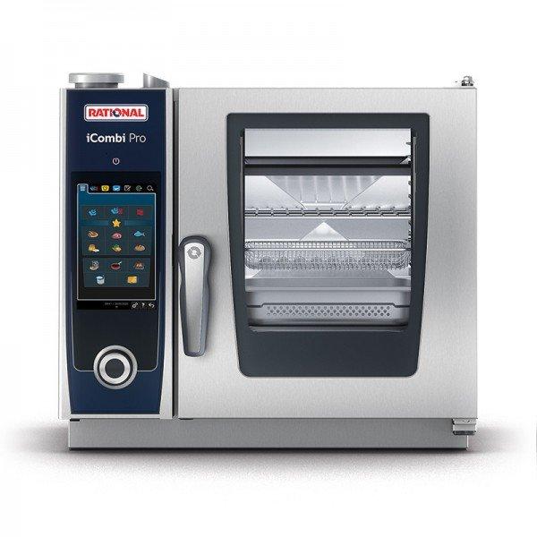 Rational iCombi Pro XS 6 - 2/3 - combi oven Combi streamer ovens